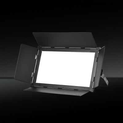 TH-326 Ultra Thin Video Camera Bi Color LED Soft Light