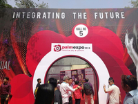 Palm expo 2018 in India