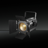 TH-340 300W warm white studio fresnel led camera light