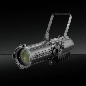 TH-346 Newest 300W 12-30 Degree Profile Spot Lights with Zoom LED - CW