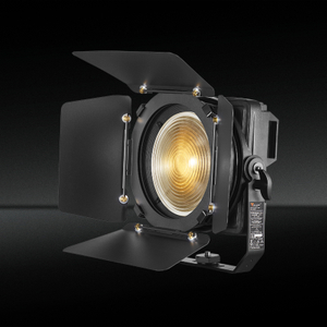 TH-351 Theater Light Fixture Manual Zoom 200W LED Fresnel Spotlight