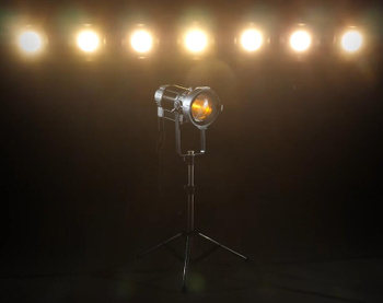 What is the best effect of led fresnel spotlight?
