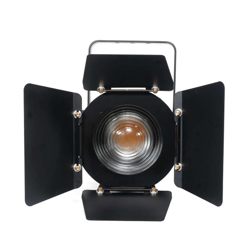 TH-340 High Power LED Fresnel Spotlight with Zoom for Photography