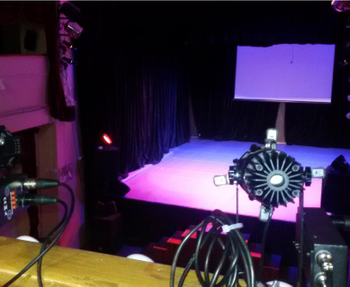 Mini Profile Light for Small Theatre