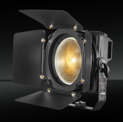TH-351 Fan-less 100W Warm White Folding Fresnel Led Film Light