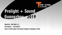 Are you ready ?2019 Guangzhou Prolight+Sound is waiting for you!